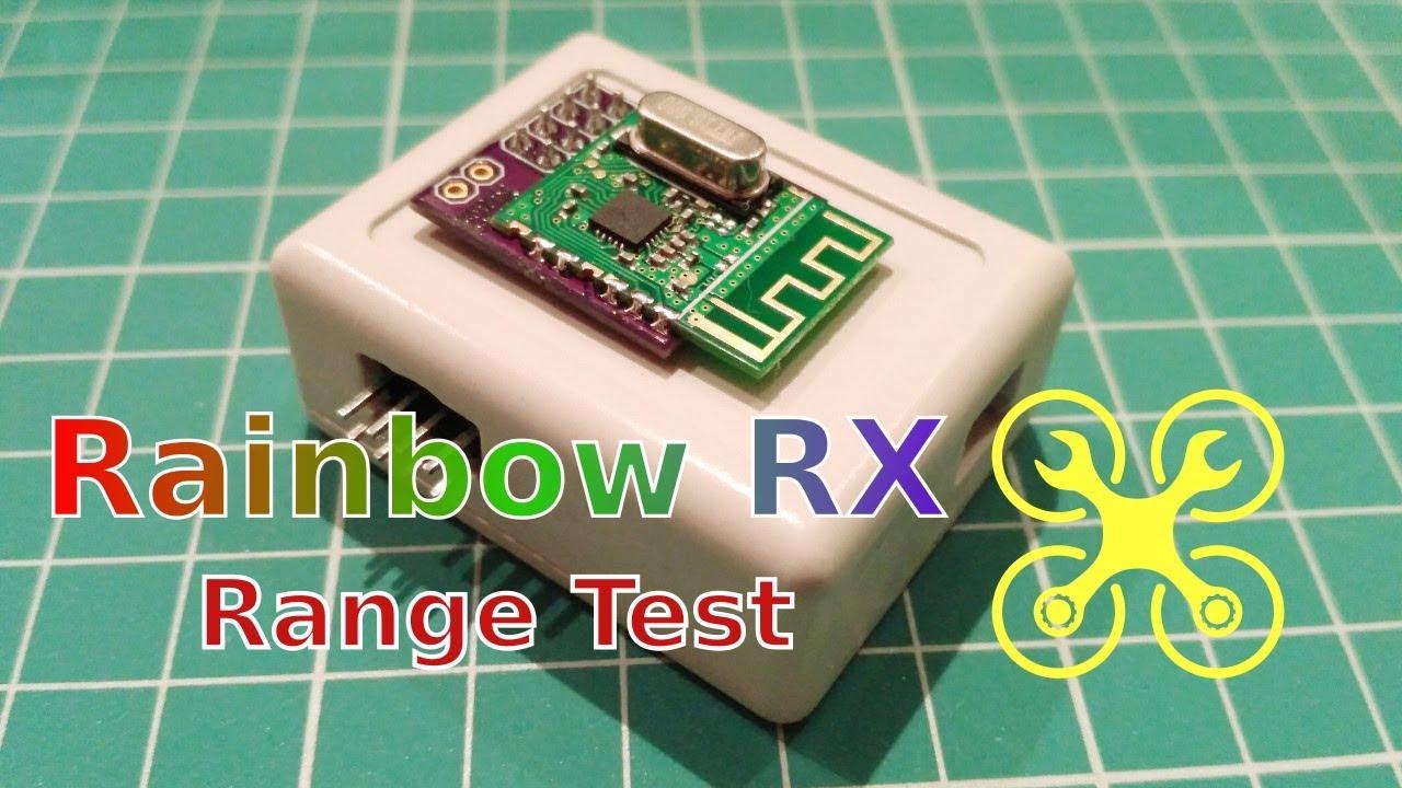 Rainbow RX Range Test
